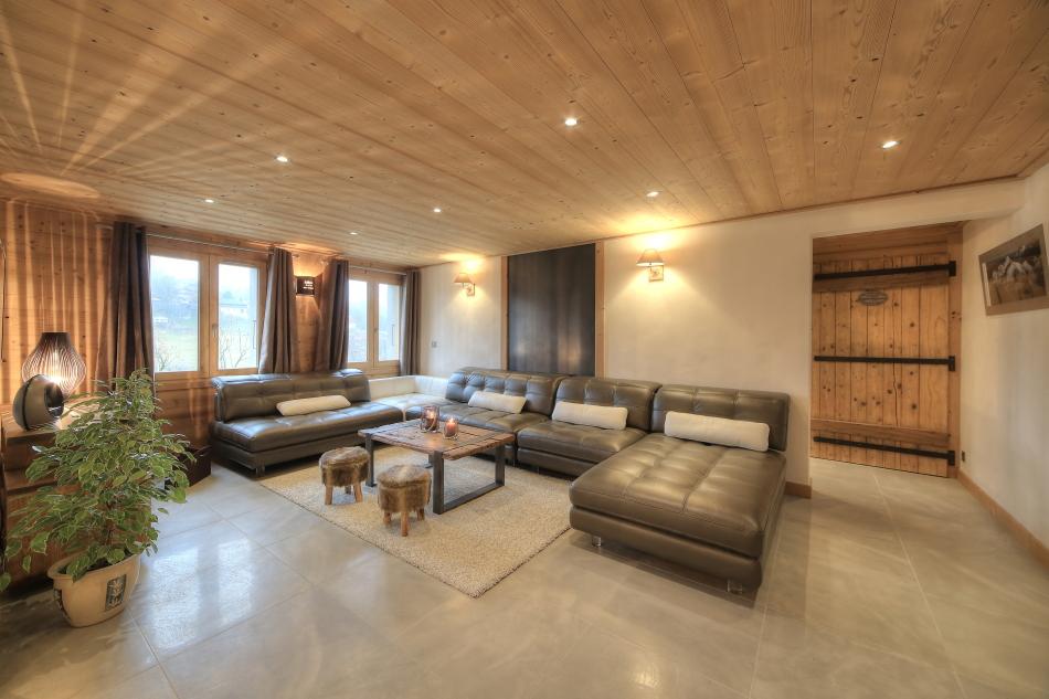 Voir le détail MEGEVE Appartement 5 pièces (200 m2), 4 chambres